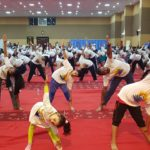 Yoga Awareness Programme In Indian Association Ajman 2019-20